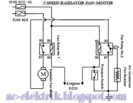 Fan Relay Wiring on smoke detector relay wiring