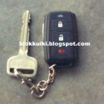 Gambar remote control Alarm All New Avanza