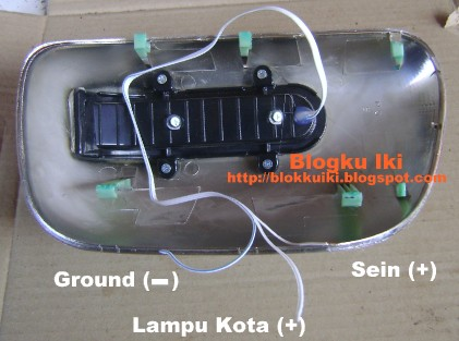 Kabel cover spion pengganti
