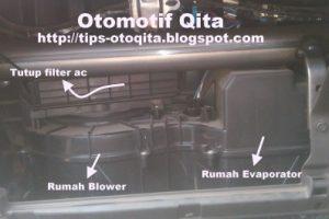 Gambar Cara Mengganti Filter Ac Mobil Avanza