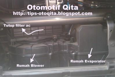 Gambar rumah blower Ac Avanza