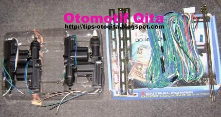 Motor Cental Lock Pintu Mobil