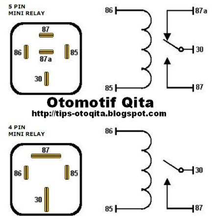 Wiring Diagram Klakson Dengan Relay on wiring diagram for auto gate