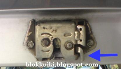 Lock Pintu Bagasi Avanza