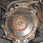 Gambar roda gila atau flywheel pada mesin mobil