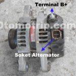 Gambar Alternator mobil
