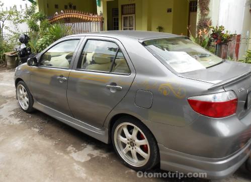 1060+ Gambar Modifikasi Mobil Vios 2005 HD Terbaik