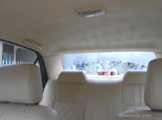 Interior limo modif bersih