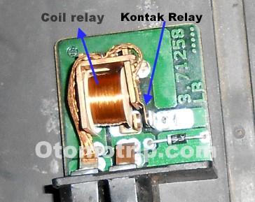 Gambar relay main volvo 960