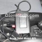 Scan tool untuk diagnosa kerusakan mobil efi
