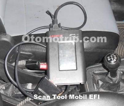 Mobil EFI atau Sistem Injeksi Pada Mesin Bensin