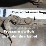 Pressure switch ac mobil