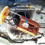 pelampung bahan bakar pada mobil toyota fortuner diesel