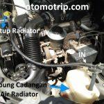 tabung cadangan air radiator avanza xenia