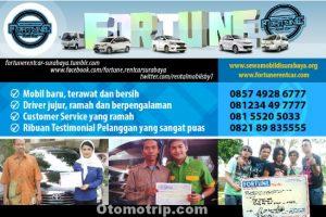 Fortune Rent Car Sewa Mobil Surabaya