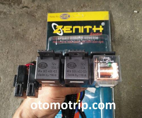 Superb Fungsi Relay Tambahan Pada Lampu Mobil Otomotrip Wiring 101 Capemaxxcnl
