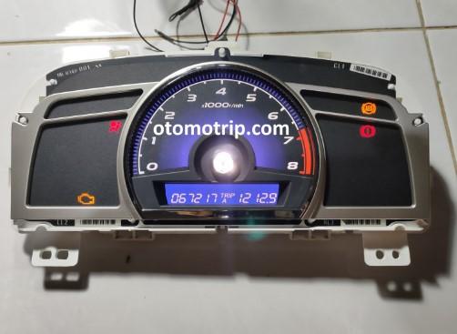 service speedometer honda civic 2008